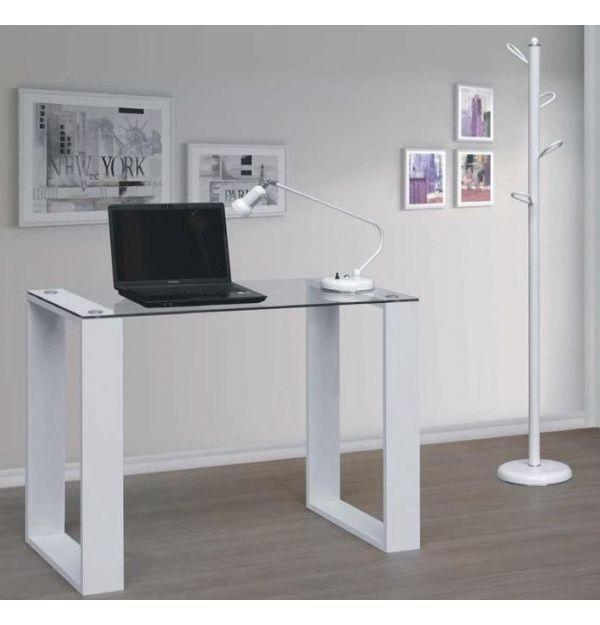Mesa ordenador M-13037 Cristal