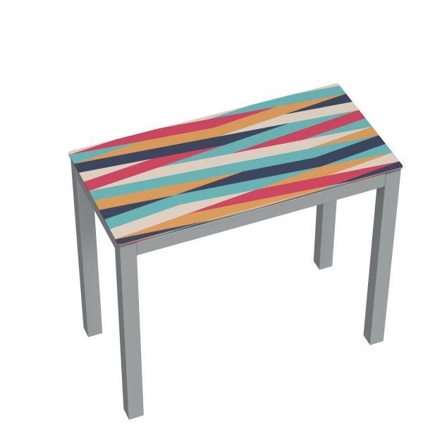 Mesa Cocina Extensible Banding Colors