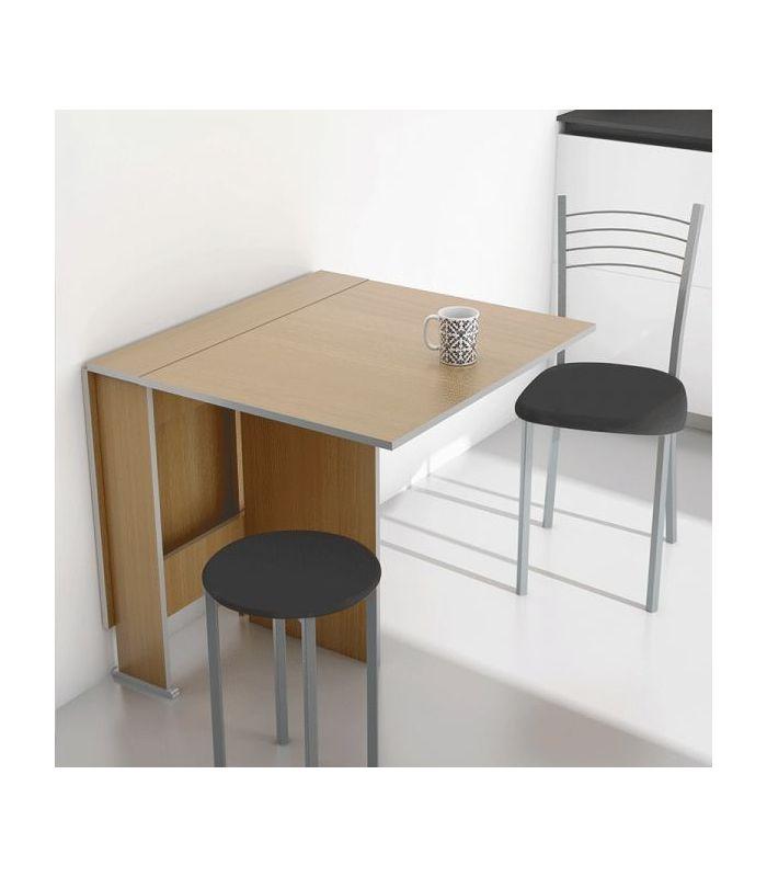 Oferta mesa cocina abatible swing varios colores factormueble - Mesas de cocina abatibles ...