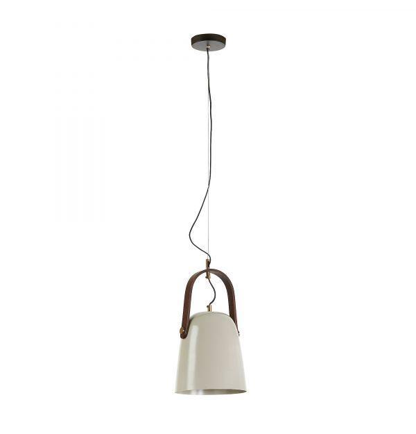 Lámpara de Techo Zanee Metal Beige
