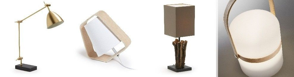 Lámparas de Sobremesa